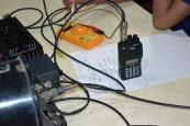 Amateur Radio / HAM Radio Station ATBSG13