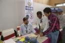 AB9US / VU2IPL OM Suresh and KJ4VMC / VU2IKX OM Ganesh getting the FCC Amateur Radio Certificate signed by VU3ARF