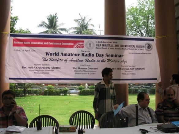 World Amateur Radio Day Seminar