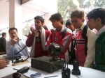 HAM Radio Demonstration